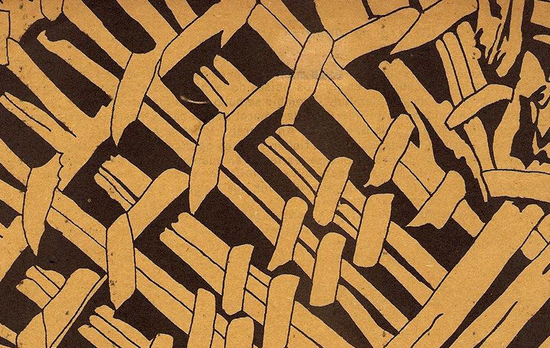 Tejidos, nudos, mallas, redes y objetos  de Vicente Antonorsi