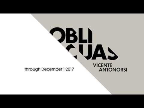 Vicente Antonorsi: Oblicuas