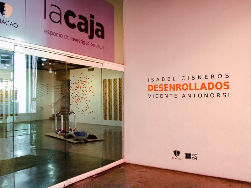 <strong>Desenrollados</strong><br>Centro Cultural Chacao<br>Caracas, 2018