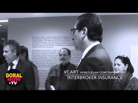 Exposición Patricia Van Dalen, Sigfredo Chacón y Vicente Antonorsi, Obra reciente
